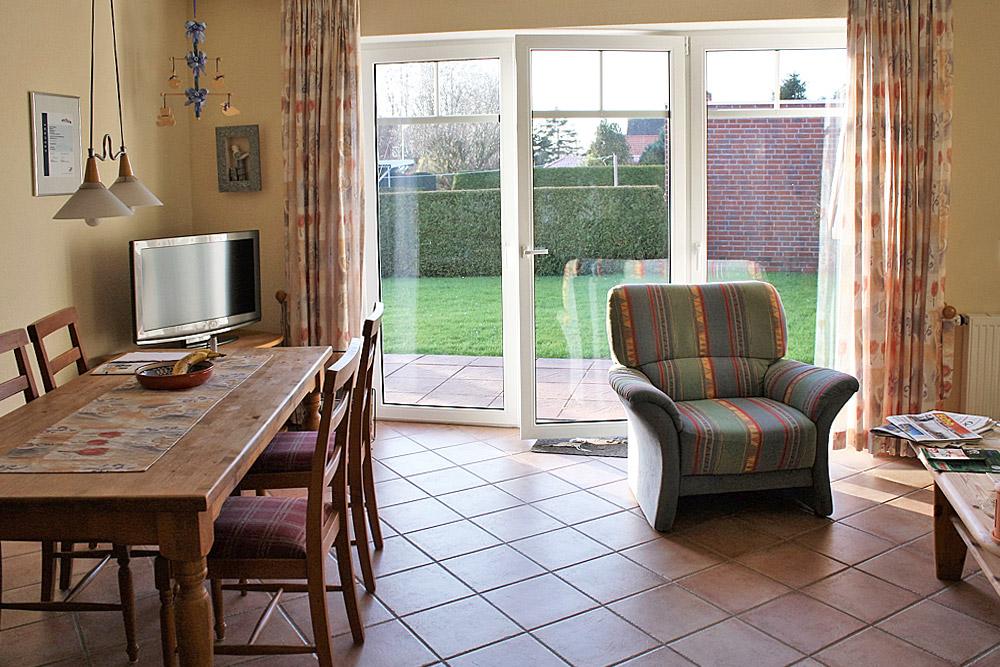 Wohn-Essbereich-Ferienhaus-Steiner